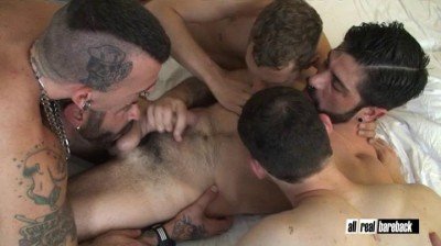 Hotel Room Orgy Part 2