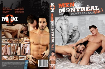 Men Of Montrea,vol 1