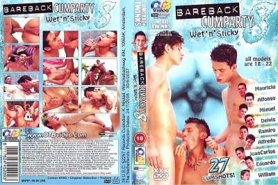 Bareback Cumparty 8 cover