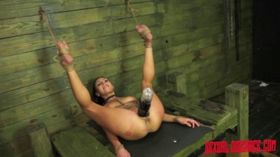 Sexual Disgrace Pumped For Punishment