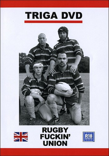 Rugby Fuckin' Union cover