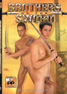 [Puppy Productions] Brothers of the sword Scene #5 cover
