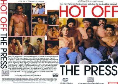 Bareback Hot Off the Press - Michael Cummings, Jon King, Matt Ramsey