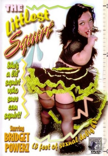 The Littlest Squirt cover