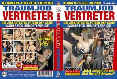 Traumjob Vertreter cover