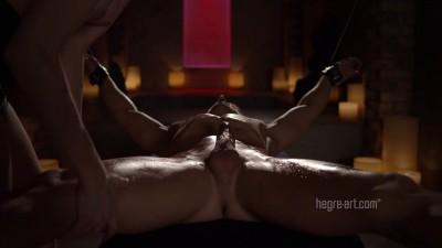 Bondage Femdom Massage -1800p cover