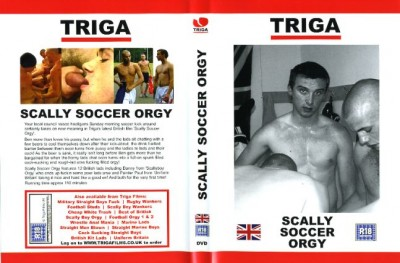 Scally Soccer Orgy cover