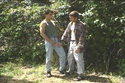 Danny O And Robert Horne Suck Cockin The Woods