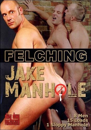 Felching Jake Manhole cover