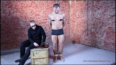 Judoist Vitaly in Slavery scene 2