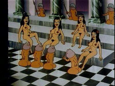 Welterfolge des Cartoon-Sex Vol. 2 cover