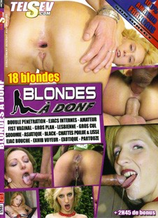 [Telsev] Blondes a donf Scene #4 cover