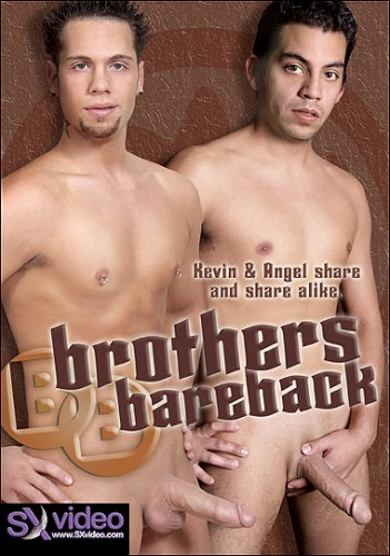 Brothers Bareback [2008/DVDRip] cover