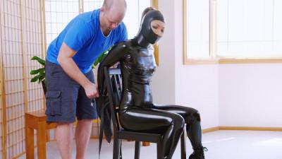 Chair Bound Gwen cover