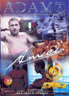 00436-Amici [All Male Studio] cover