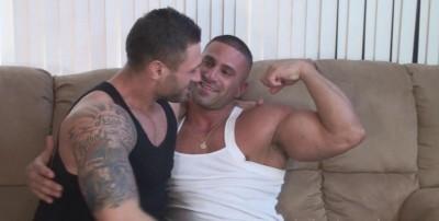 Mike Buffalari and Sam Rizzo