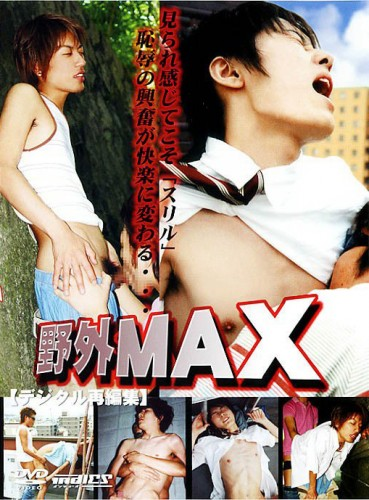 KoCompany - Outdoor Max / 野外MAX 【デジタル再編集】 cover