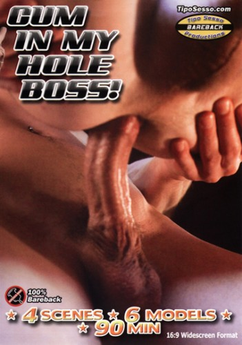 Tipo Sesso - Cum In My Hole Boss cover