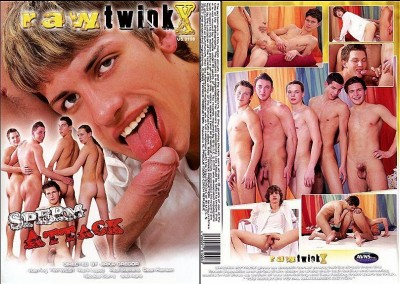 Raw Twinkx - Sperm Attack cover