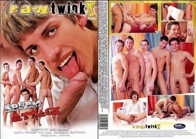 Raw Twinkx - Sperm Attack cover