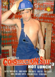 [Phallus] Construction site vol3 Scene #1 cover