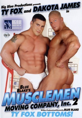 Musclemen Moving Company, Inc. 2 cover
