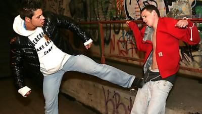 Gangsterfuck - Skater in Hell 1 cover