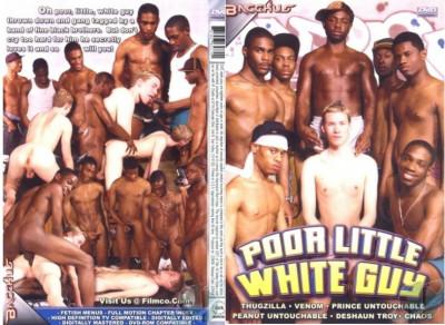 Poor Little White Boy cover