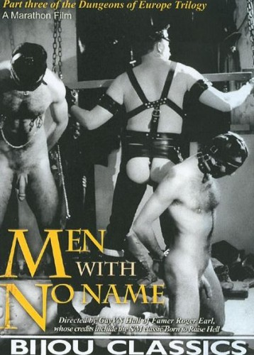 Men With No Name (DVDRip 1989) cover