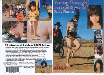 Young Ponygirl Sadie Simone