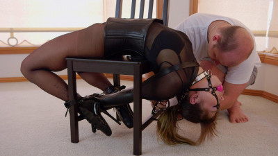 Inverted Chair Hogtie