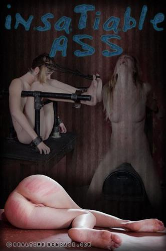Insatiable Ass Part 3 cover