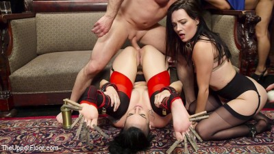 A Desperate Whore's Anal Initiation