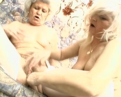 Grandma Is Still Horny (2008) cover