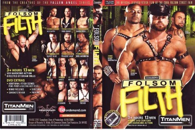 FolsomFilth cover