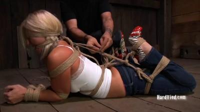 Bimbo Crystal Frost - BDSM, Humiliation, Torture