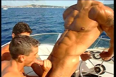 [Pacific Sun Entertainment] Muscle beach Scene #5 cover