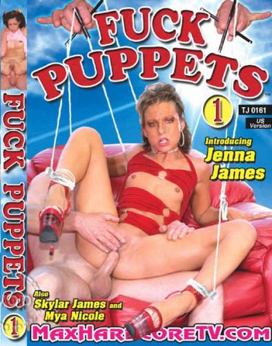 Fuck Puppets cover