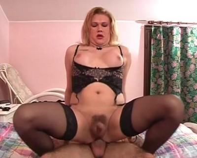 Big Tit Trans Fantasy - Scene 3