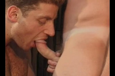Nice Cock Sucking For Homo-sex By 2 White Guys cover