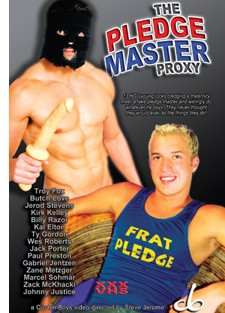 The Pledge Master Proxy cover
