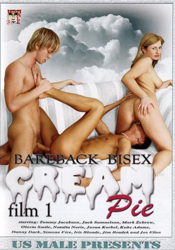 Bareback Bisex Cream Pie 1 cover