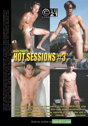 Hot Sessions - part 3 cover