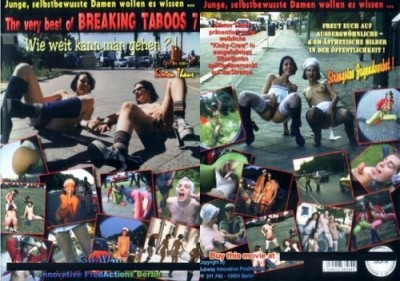 The Very Best Of Breaking Taboos - part 7 cover