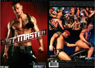 Fist Master - The Matthias von Fistenberg Collection (2012) DVDRip cover