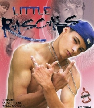 Little Rascals cover