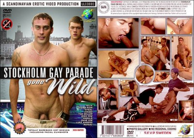 Stockholm Gay Parade Gone Wild cover