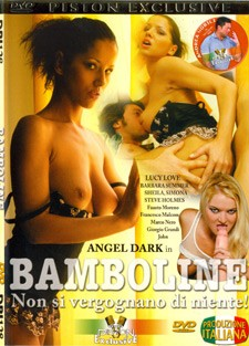 [Studio Piston] Bamboline Scene #2 cover