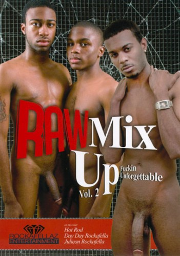 Raw Mix Up 2 cover