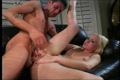 Ass fucking for the blondie